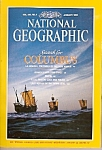 National Geographic magazine - January 1992