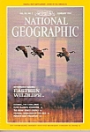 National Geographic magazine - February 1992