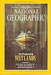 National Geographic magazine -  October 1992