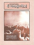 Click here to enlarge image and see more about item M7621: The brethren Evangelist -  April 1988