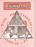 The Brethren Evangelist  = January 1988