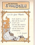 The Brethren evangelist -[  November 1988
