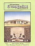 Click here to enlarge image and see more about item M7642: The Brethren Evangelist   - July/August 1989