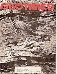 Geo Times magazine-  October 1972