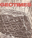 Geo Times magazines - April 1973