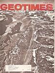 Geo Times magazine- August 1973