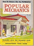Popular Mechanics -  July 1960