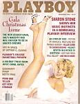 Playboy magazine =-  December 1992