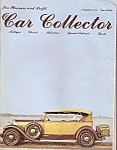Click here to enlarge image and see more about item M7802: Car Collector magazine - November 1978