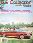 Car Collector and car Classics magazine - August 1979