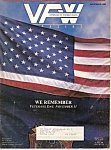 Click here to enlarge image and see more about item M7816: VFW Magazine =  November 1988