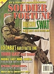 Click here to enlarge image and see more about item M7820: Soldier  of  Fortune magazine -  January 1998