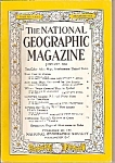 TheNational Geographic magazine- June 1957