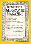 The National Geographic magazine =-  January 1957