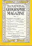 The National Geographic magazine- April 1957