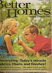 Better Homes and Gardens May 1966
