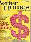 Better Homes and Gardens -=  ;September 1968