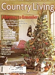 Click here to enlarge image and see more about item M7980: Country Living -  December 1997