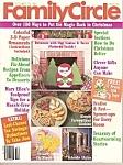 Family Circle magazine- December 23, 1986
