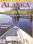 Click here to enlarge image and see more about item M7992: Alaska Magazine -  April1996