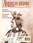 American History Illustrated -  February 1992