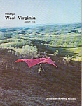Click here to enlarge image and see more about item M8021: Wonderful West Virginia -  March 1975