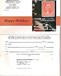 Click here to enlarge image and see more about item M8036: American Philatelist  magazine-  December 1999