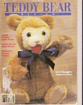Click here to enlarge image and see more about item M8045: Teddy Bear Review -  March/April 1993