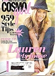 Cosmo girl magazine-  September 2008