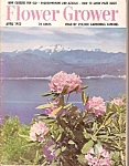 flower grower magazine -  April 1952
