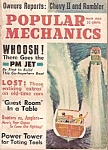 Popular Mechanics -  March 1962
