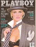 Playboy Magazine- August 1988