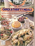 Family Circle Quick & Thrifty meals -  January 1981