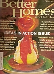 Better Homes and Gardens maqazine -  Octobner 1966