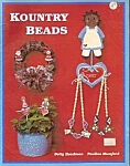 Click here to enlarge image and see more about item M8227: Kountry  Beads magazine -  copyright 1986