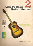 Click here to enlarge image and see more about item M8250: Alfred's basic guitar Method - No. 2