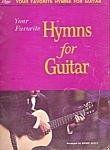 Click here to enlarge image and see more about item M8259: Hymns for Guitar booklet by Ernie Allee - 1964