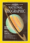 National Geographic magazine - July 1981