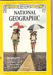 National Geographic magazine - August 1979