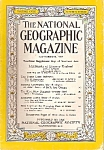 National Geographic Magazine -  September 1955