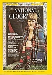 National Geographic magazine -  March 1968