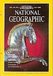 National Geographic magazine -  July 1980