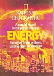 National Geographic magazine j- February 1981