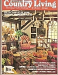 Country Living magazine -=  November 1987