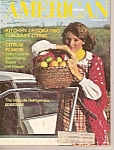 Click here to enlarge image and see more about item M8337: American Home -  February -1976