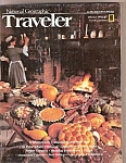 Click here to enlarge image and see more about item M8347: National Geographic traveler-  Winter 1984=85