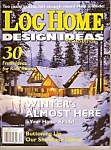 Log Hoime design ideas  -  December  2002
