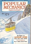Popular Mechanics magazine -  April 1956