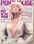 Click here to enlarge image and see more about item M8418: Penthouse magazine =-  December 1984