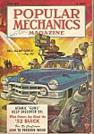 Popular Mechanics Magazine -  June 1953